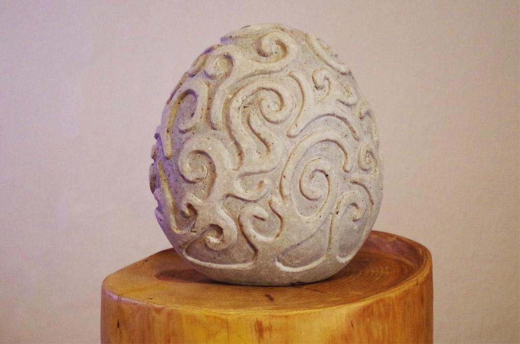 Piedra tallada decorativa Tobías Stone